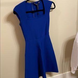 BCBG Maxazria Cobalt Blue Dress